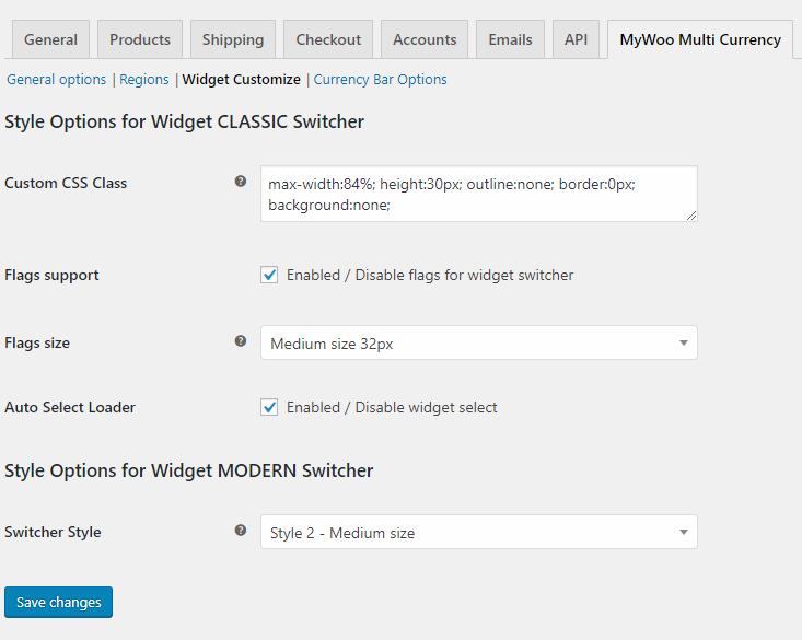 widget-customize